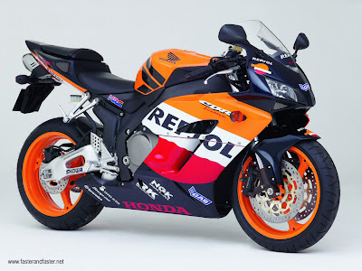 Got my Decals on 2007 Repsol!! (pics) - CBR Forum - Enthusiast ...