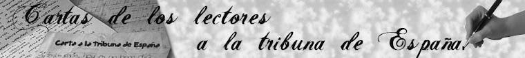 Cartas a La Tribuna de España.