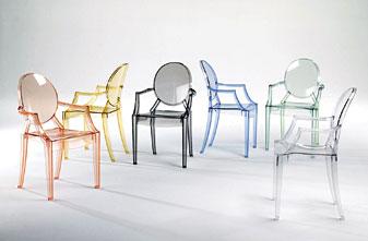 Cadeiras de acr lico inspire e decore for Sillas metacrilato ikea