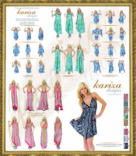 magic wrap dress instructions