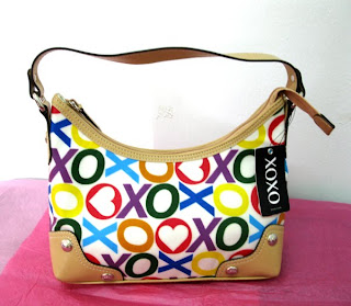 Item Xoxo Carlton Multi Color Handbag Price Rm110 Measurements 7 H X 10 W Handles Drop To 8 Status Available