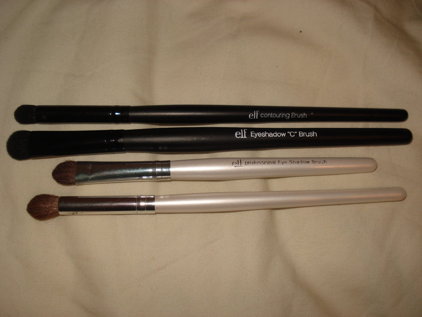 Must have elf brushes