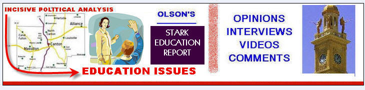 STARK COUNTY POLITICAL REPORT - EDUCATION