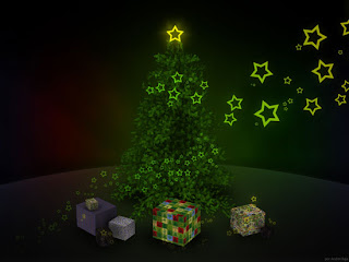 Free Creative Christmas Wallpapers