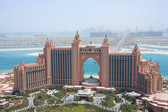 Renewable And Sustainable Information Center Grand Opening Of Atlantis Hotel In Dubai