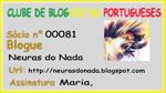 Bloguista Portuguesa :D