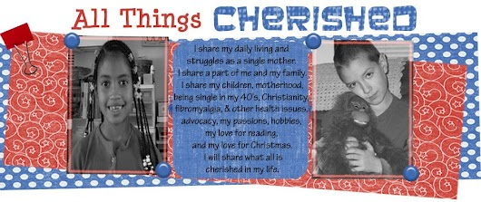 All Things Cherished: Thought of the Day - 4/1/14