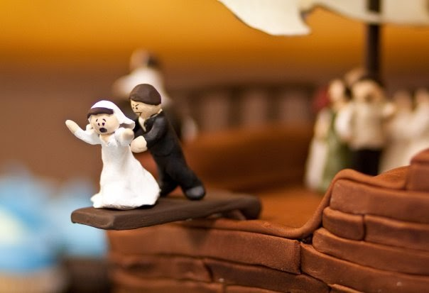 pirate ship wedding cake topper kelley s kitchen aaarg a pirate ship wedding cake on 18617