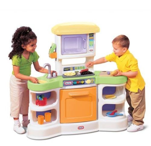 Kitchen And Store Play Set