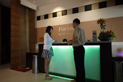 Fortune Spa Massage And Lounge Bar Jakarta100bars