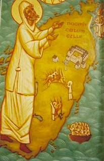 ST. COLUMBANUS, the Younger