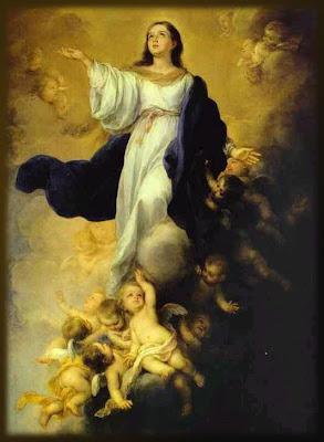 En la Asunción de la Virgen Asunci%C3%B3n