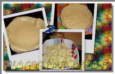 Tarta de manzana al estilo USA Collage1
