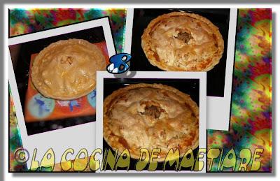 Tarta de manzana al estilo USA Collage7