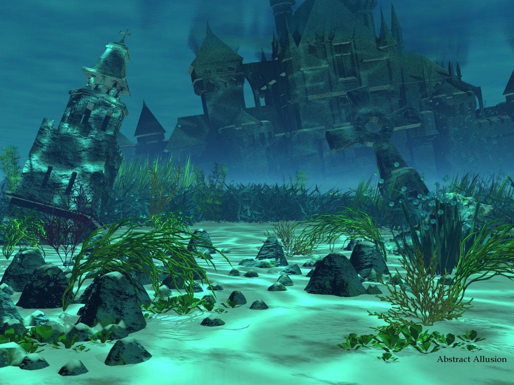 L K Hill Atlantis The Lost Empire