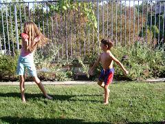 Water Balloon Fights!