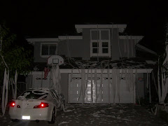 Toilet Papering Brother Farrell's House!