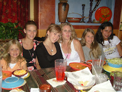 Mexican Food with the Allred Family!
