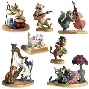 Personagens Musicais dos Aristogatos