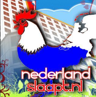 Nederland sliep?