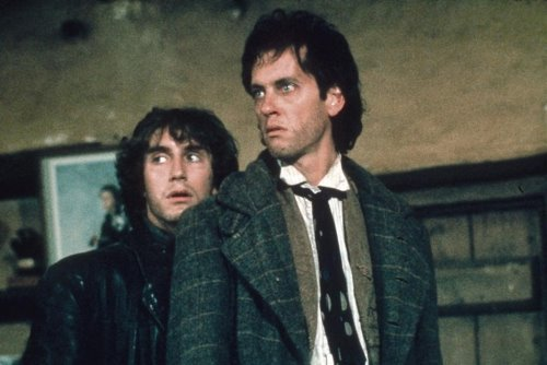 Paul McGann and Richard E. Grant in 'Withnail and I'