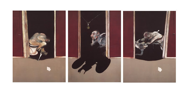 Francis Bacon, 'Triptych', May-June, 1973