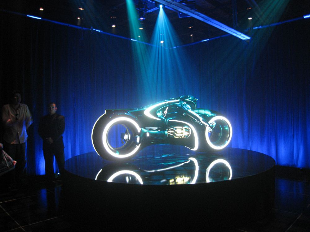the tron light cycle - photo #23