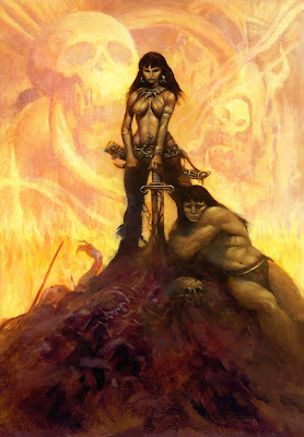 Le nouveau film Conan: dernières news (suite)+bande annonce - Page 3 Frazetta6