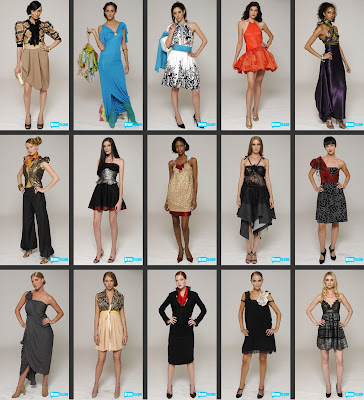 Project Runway Season Four, Episode One