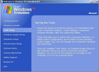 windows xp product key setup