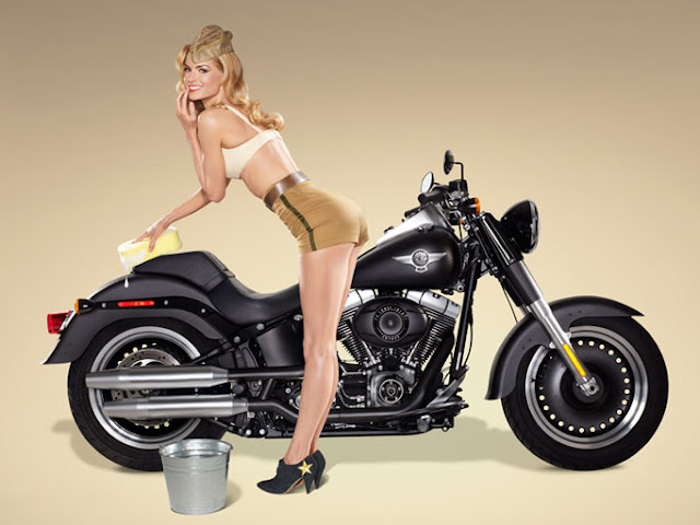 Harley Davidson: Beyonce--Why Don't You Love Me?