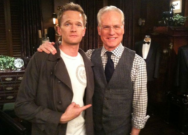 Tim Gunn with Single