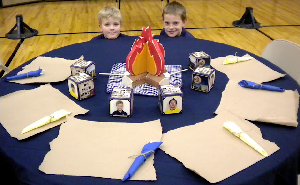 20 Boy Scout Table Decorations Events Pictures And Ideas On Carver