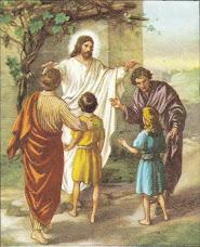 """""""Εάν μή στραφήται και γένησθε ώς τά παιδία ού μή εισέλθητε είς τήν βασιλείαν των ουρανών"""""""