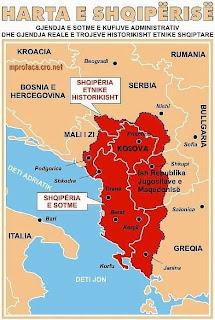 shqiperia sotme Η μεγάλη Αλβανία και...