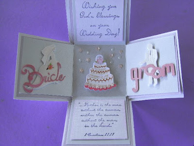 Wedding Gift Card Messages On Taking My Sweet Time Decorating This Box The
