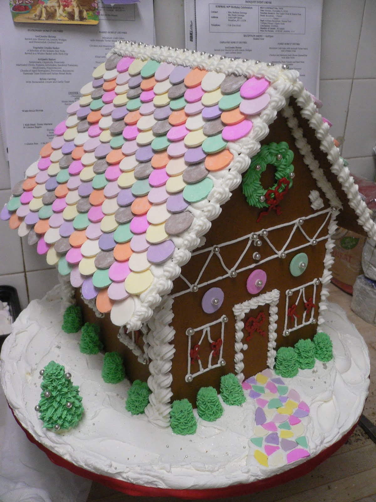 Three Easy Gingerbread Houses Gingerbread Hgtv And Third