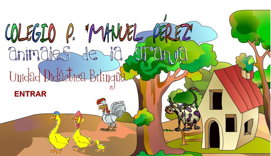 Mi Sala Amarilla: Unidad didáctica: La granja