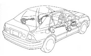 Engine Diagram For 2006 Pontiac Grand Prix likewise Diagram Circuit furthermore Lexus Altezza Engine likewise Ford 9 Inch Wire also Basic Wiring Diagram For Car Stereo. on tape deck wiring diagram