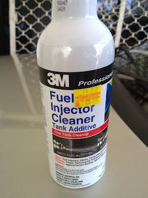 otoreview my otomobil review product review 3m fuel injection cleaner. Black Bedroom Furniture Sets. Home Design Ideas