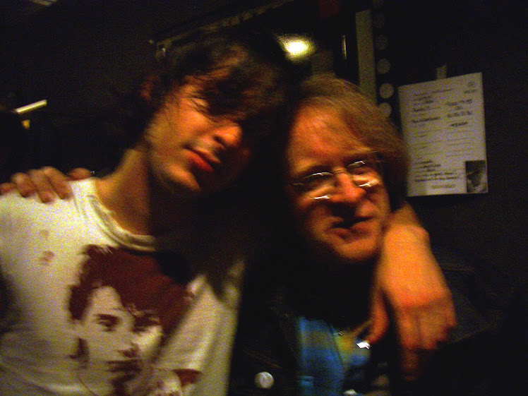 Your writer and Mr. Carl Barat