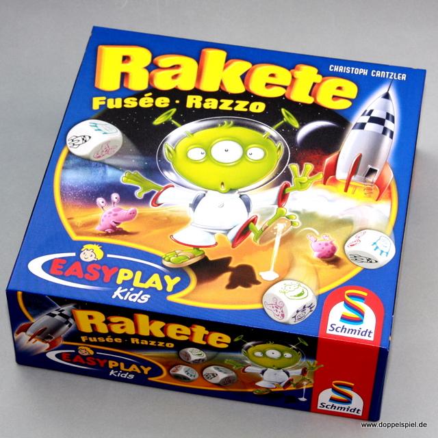 Spiel Rakete