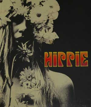Hippies, Bohemians, Gypsies, Fashion, hippy, hippy fashion, boho, hippy poster, hippie poster, poster art, flower child