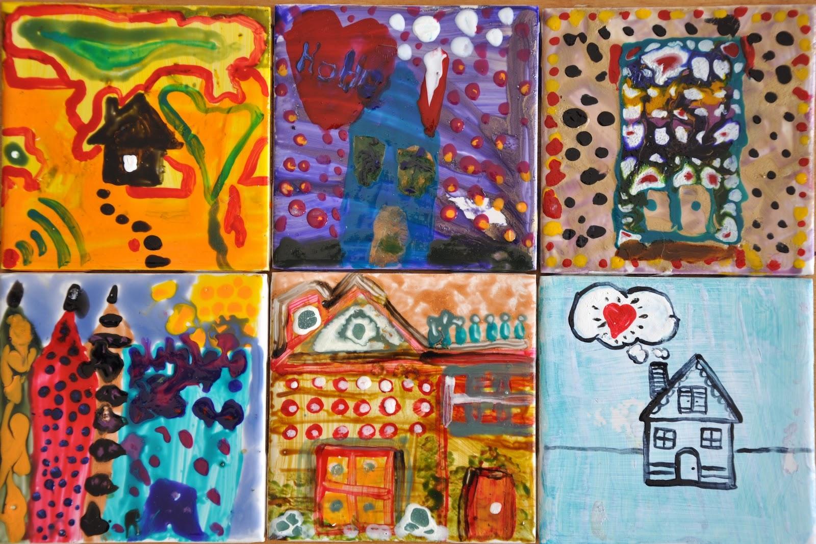 Education Omi Habitat For Humanity Quot Kids Care Quot Tile