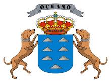 Escudo de Canarias.