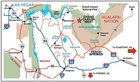 grand canyon skywalk map Our Travel Entertainment Diary Grand Canyon West Skywalk grand canyon skywalk map