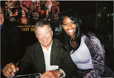 GloZell and Willam Shatner
