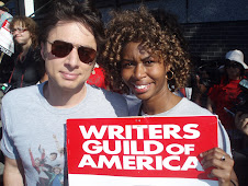 GLO AND ZACH BRAFF