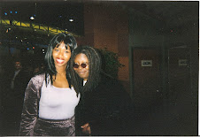 GloZell and WHOOPI GOLDBERG