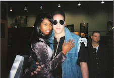 GloZell and the Andrew Dice Clay